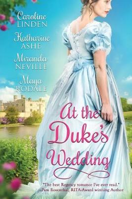 At the Duke's Wedding by Caroline Linden
