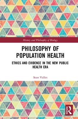 Philosophy of Population Health book