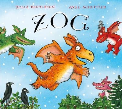 Zog Christmas by Julia Donaldson