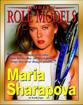 Maria Sharapova by Kerrily Sapet