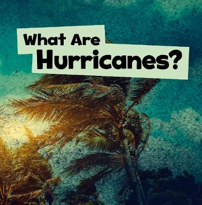 What Are Hurricanes? by Mari Schuh