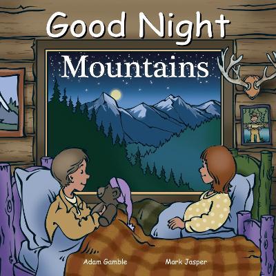 Good Night Mountains by Adam Gamble
