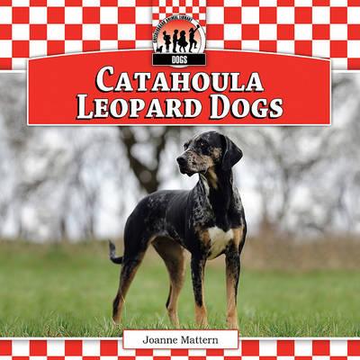Catahoula Leopard Dogs by Joanne Mattern
