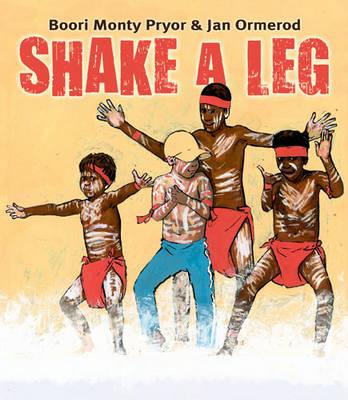 Shake a Leg book