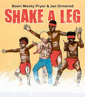 Shake a Leg by Jan Ormerod