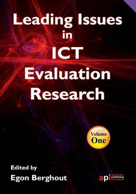 Leading Issues in ICT Evaluation by Egon Berghout