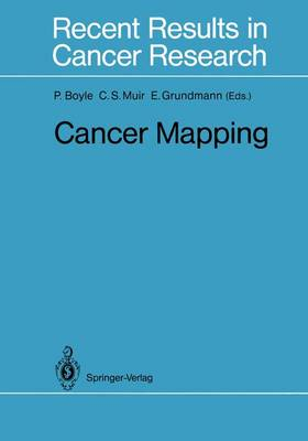 Cancer Mapping by Peter Boyle