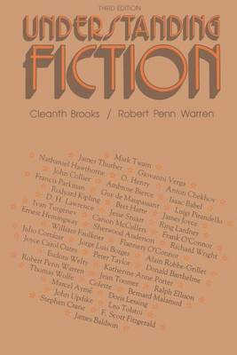 Understanding Fiction by Cleanth Brooks