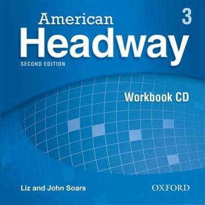 American Headway: Level 3: Workbook Audio CD book