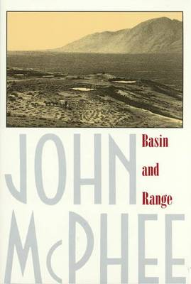 Basin and Range by John A. McPhee