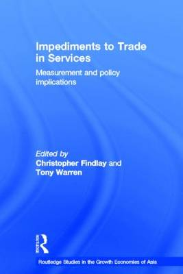 Impediments to Trade in Services book