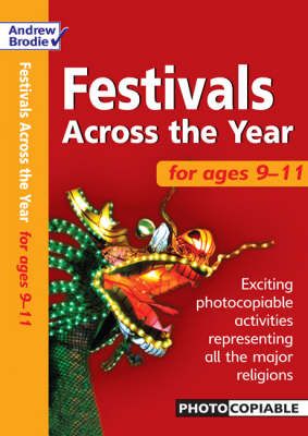 Festivals Across the Year 9-11 by Andrew Brodie