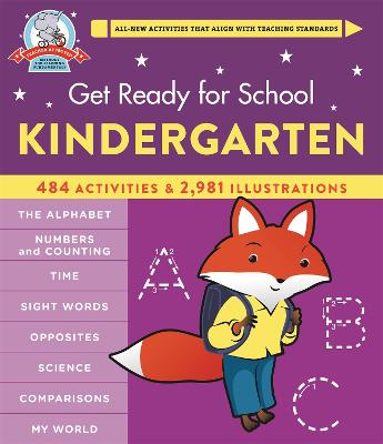 Get Ready for School: Kindergarten (Revised & Updated) by Heather Stella