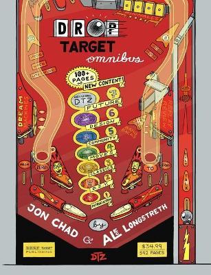 Drop Target Omnibus by Jon Chad
