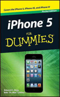 iPhone 5 for Dummies book