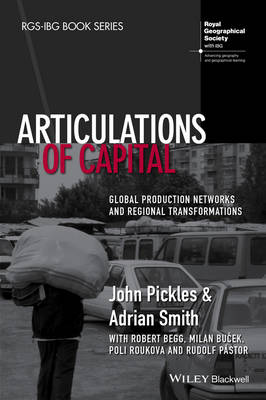 Articulations of Capital by John Pickles
