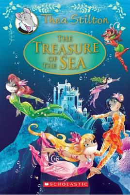 Thea Stilton Special Edition #5: Treasure of the Sea by Thea Stilton