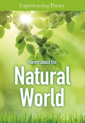Poems About the Natural World by Evan T. Voboril