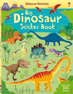 Dinosaurs Sticker Book book
