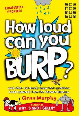 How Loud Can You Burp? book