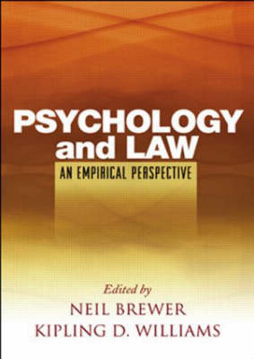 Psychology and Law by Neil Brewer