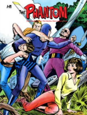 Phantom The Complete Series: The Charlton Years Volume 4 by Joe Gill