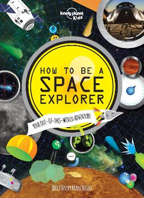 How to be a Space Explorer book