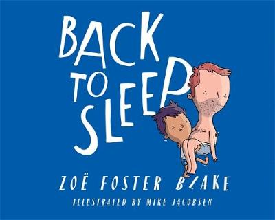 Back to Sleep book