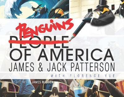Penguins of America book