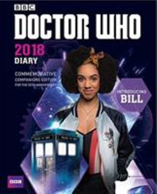 2018 Doctor Who Diary by BBC
