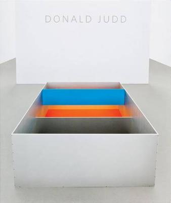 Donald Judd by Donald Judd
