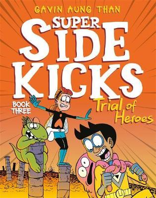 Super Sidekicks 3: Trial of Heroes book