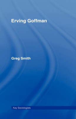 Erving Goffman book