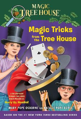Magic Tricks From The Tree House by Mary Pope Osborne