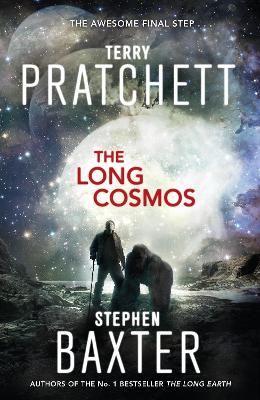 The The Long Cosmos by Terry Pratchett