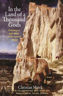 In the Land of a Thousand Gods: A History of Asia Minor in the Ancient World book