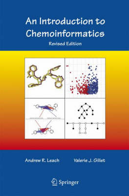 An Introduction to Chemoinformatics by Andrew R. Leach