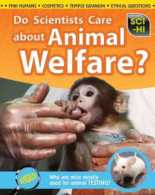 Do Scientists Care About Animal Welfare? by Eve Hartman