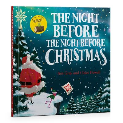 The The Night Before the Night Before Christmas by Kes Gray