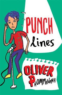 Punchlines by Oliver Phommavanh