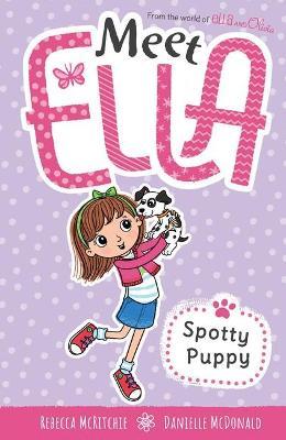 Spotty Puppy #1 book