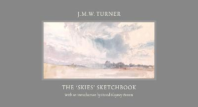 Turner's Sketchbook by David Blayney Brown