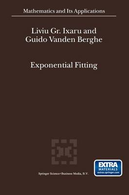 Exponential Fitting by Liviu Gr. Ixaru