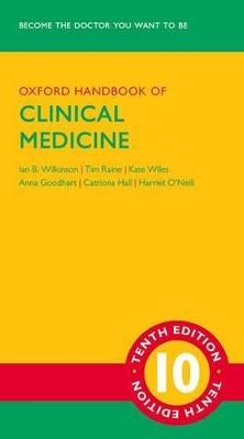 Oxford Handbook of Clinical Medicine by Ian B. Wilkinson