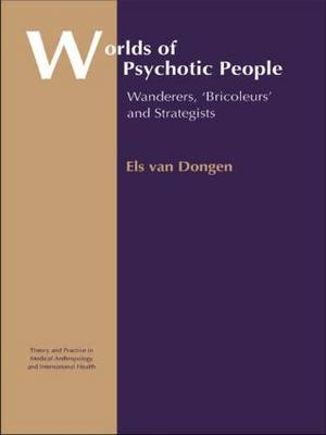Worlds of Psychotic People book