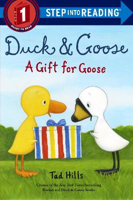 Duck and Goose, A Gift for Goose book
