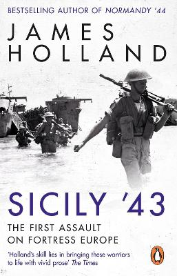 Sicily '43: A Times Book of the Year book