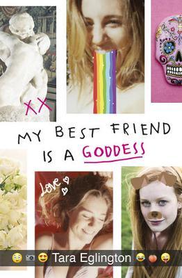 My Best Friend is a Goddess book