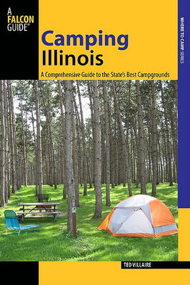 Camping Illinois by Ted Villaire