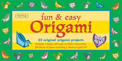 Fun and Easy Origami by Periplus Editions